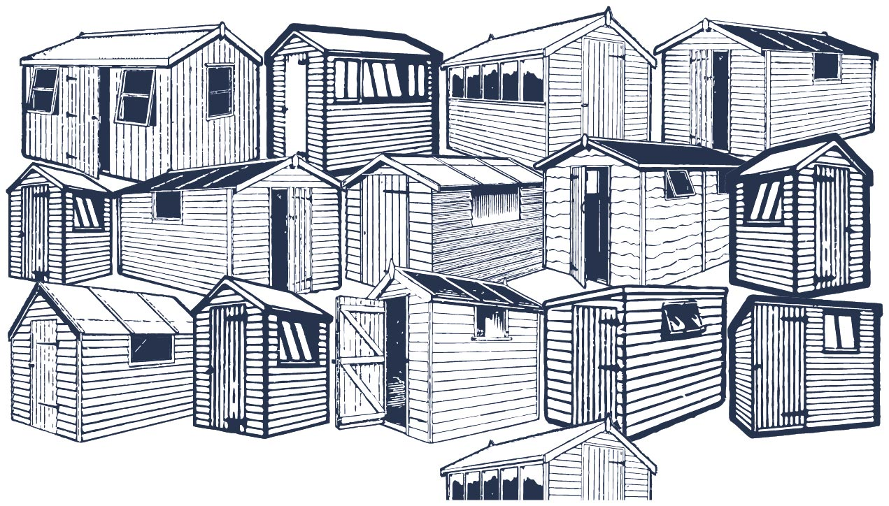 Sheds Pattern Repeat