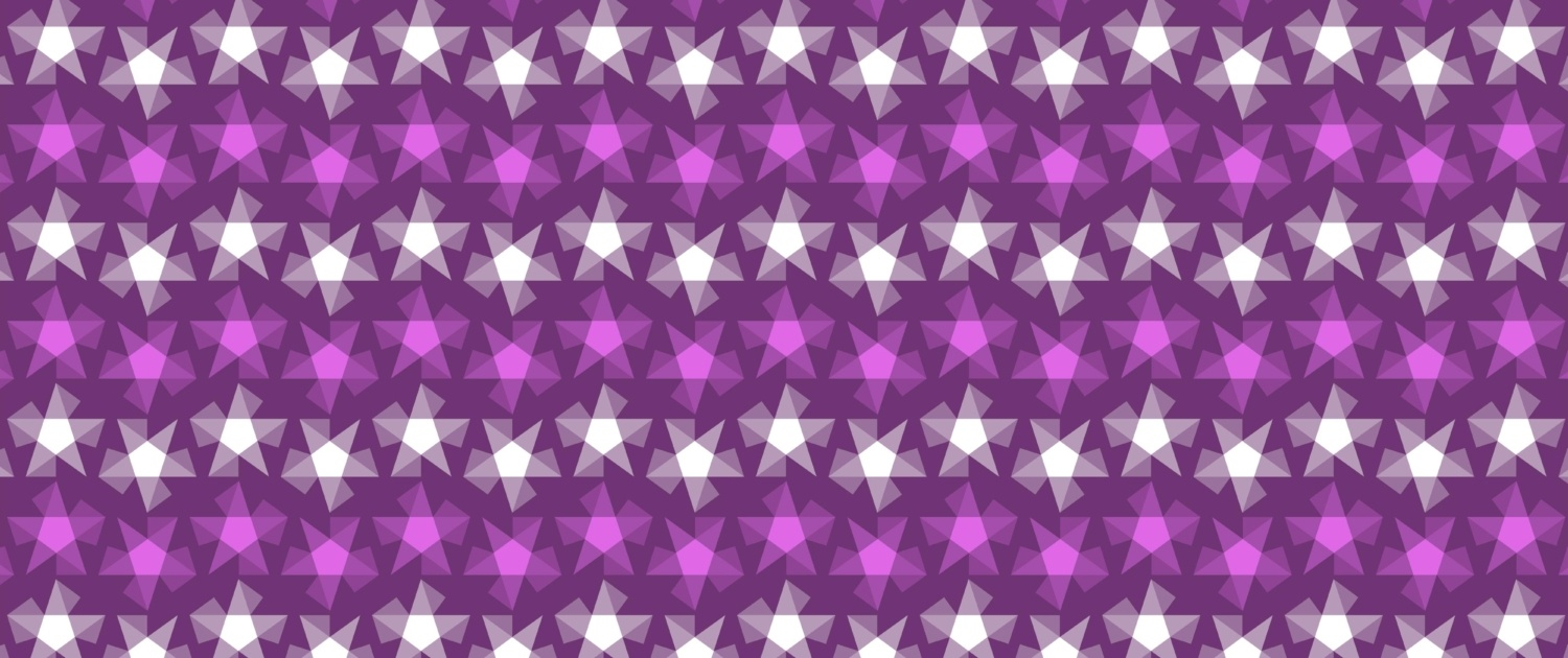 Stripy Stars Surface Pattern Design G 29