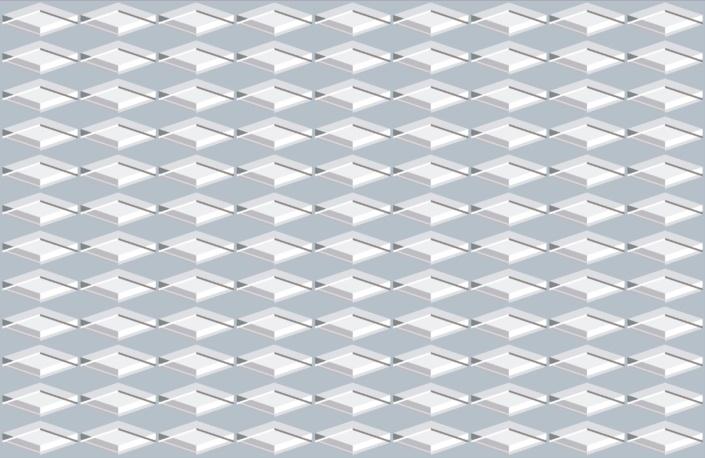 Isometric Pattern Design H11