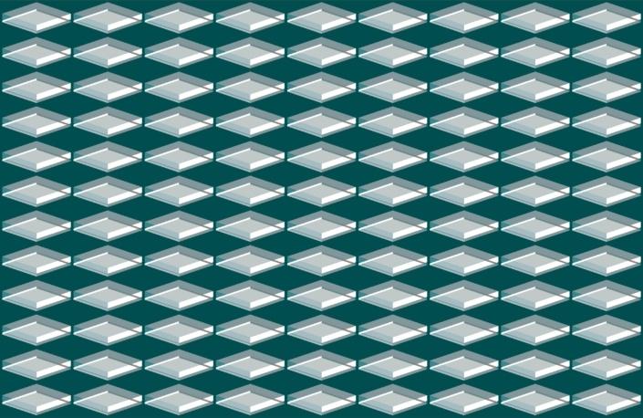 Isometric Pattern Design H19