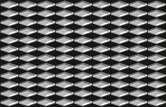 Isometric Pattern Design H33