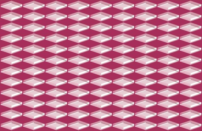 Isometric Pattern Design H34