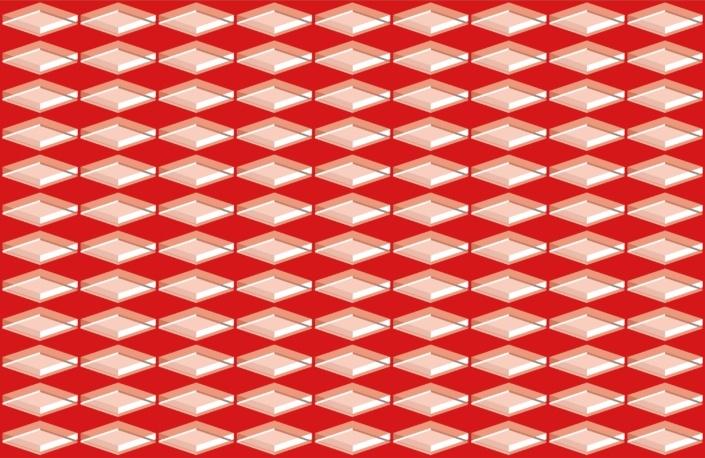 Isometric Pattern Design H42