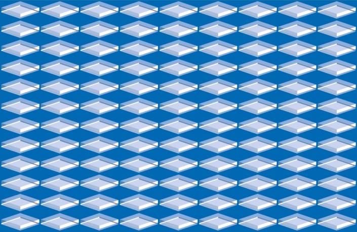 Isometric Pattern Design H44