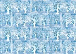 Trees Pattern Design J 0 0 30pc 31 swatch