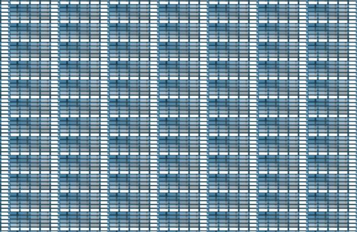 Colour Blocks Pattern Design A0-13