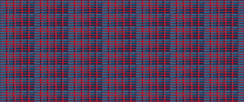 Colour Blocks Pattern Design B-42