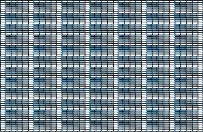 Colour Blocks Pattern Design C33