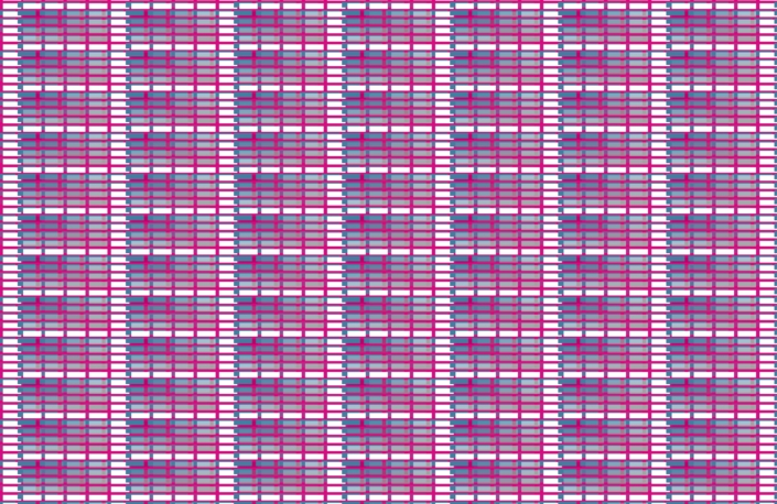 Colour Blocks Pattern Design C48