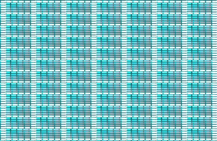 Colour Blocks Pattern Design D40