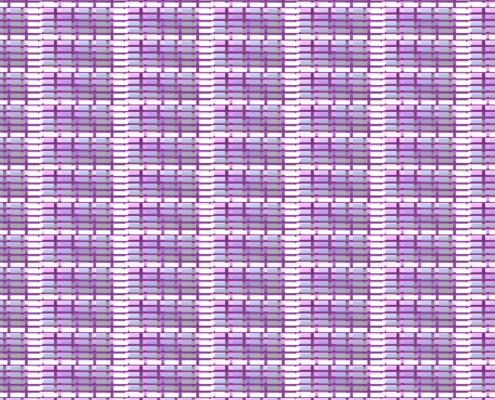 Colour Blocks Pattern Design D47