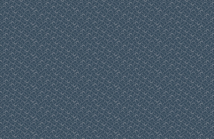 Conker Shapes Pattern Design B13