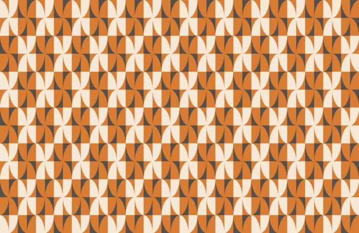Curves Pattern Design H-3