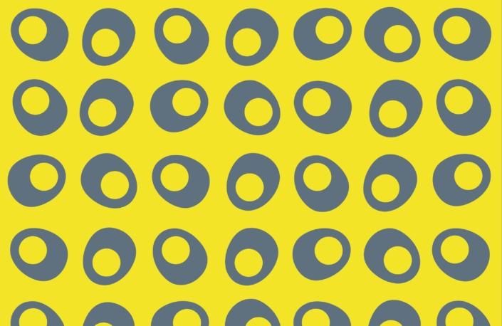 Egg Cups Pattern Design F-10-3-10-Mega