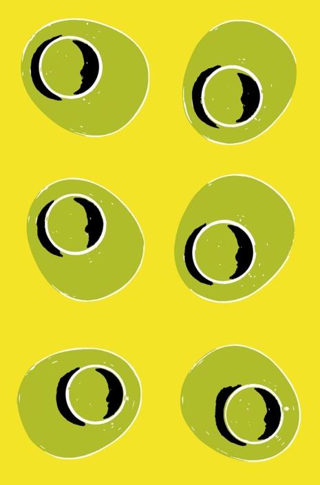 Egg Cups pattern development C