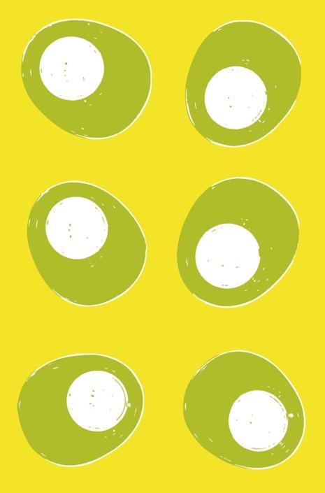 Egg Cups pattern development D