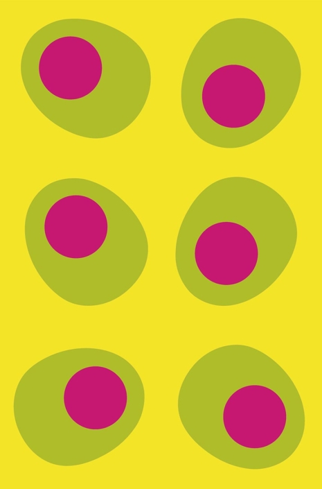 Egg Cups pattern development F