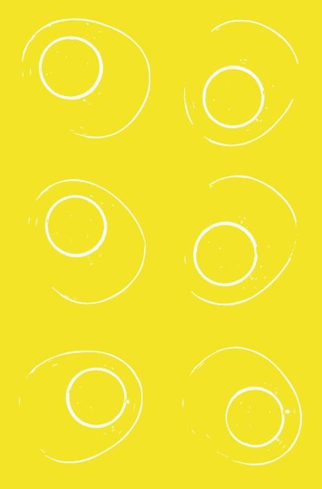 Egg Cups pattern development G