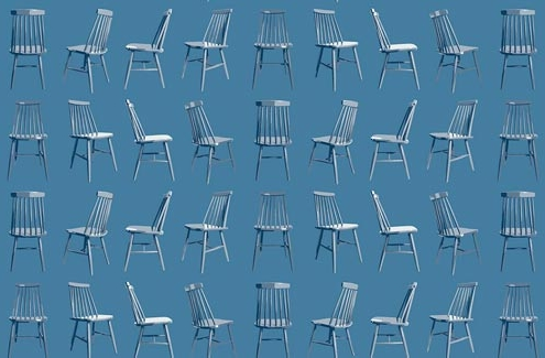 Mid Century Chairs Pattern 4-31 swatch