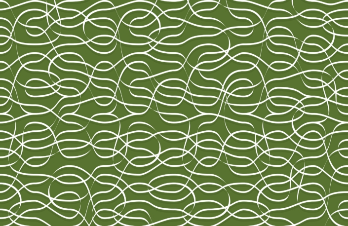 Ribbons Pattern Design A-0-24