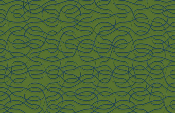 Ribbons Pattern Design A-13-24