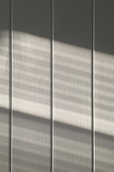 Shadows on panelling 2