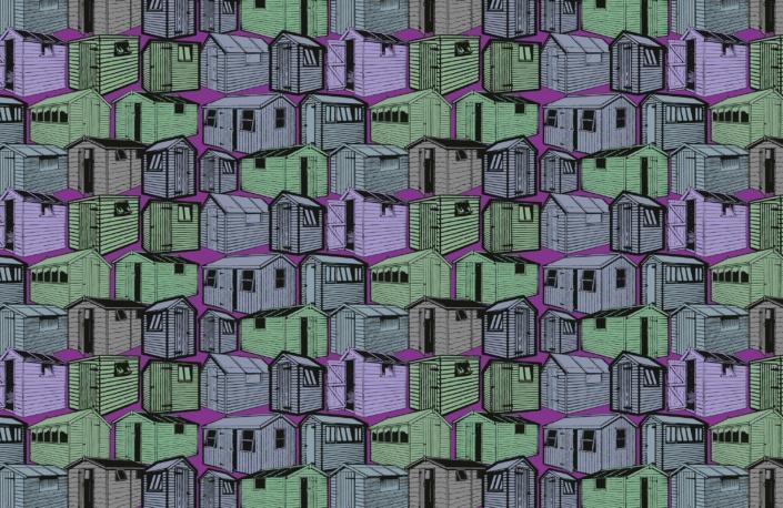 Sheds Pattern Design C47-Mega