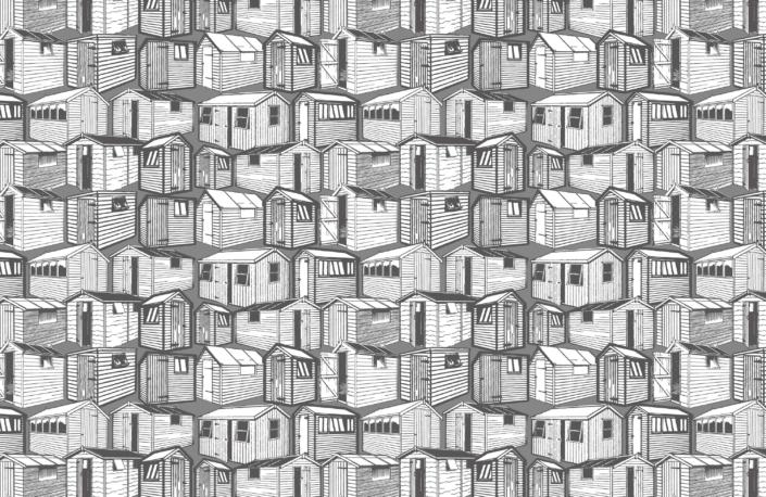 Sheds Pattern Design H20-Mega